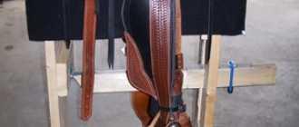 Ковбойское седло: строение, модели и крепления подпруг, фото и видео